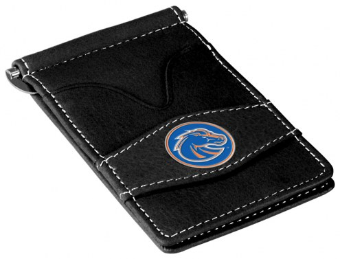 Boise State Broncos Black Player's Wallet