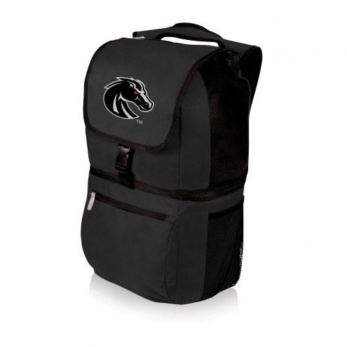 Boise State Broncos Black Zuma Cooler Backpack