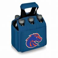 Boise State Broncos Blue Six Pack Cooler Tote