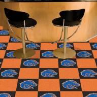Boise State Broncos Carpet Tiles