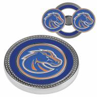 Boise State Broncos Challenge Coin with 2 Ball Markers