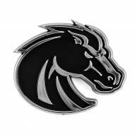 Boise State Broncos Chrome Car Emblem
