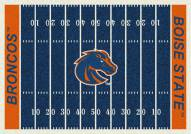 Boise State Broncos College Home Field Area Rug