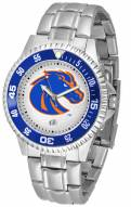 Boise State Broncos Competitor Steel Men's Watch