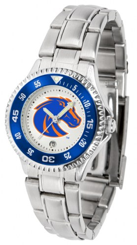 Boise State Broncos Competitor Steel Women's Watch