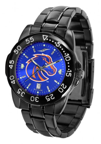Boise State Broncos Fantom Sport AnoChrome Men's Watch