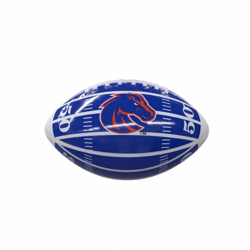 Boise State Broncos Field Mini Glossy Football