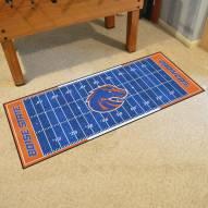 Boise State Broncos Football Field Runner Rug