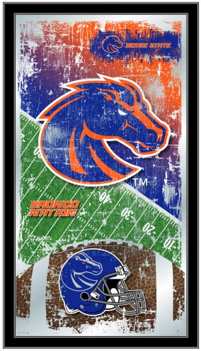 Boise State Broncos Football Mirror