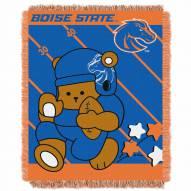 Boise State Broncos Fullback Baby Blanket