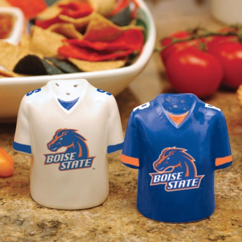 Boise State Broncos Gameday Salt and Pepper Shakers