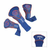 Boise State Broncos Golf Headcovers - 3 Pack