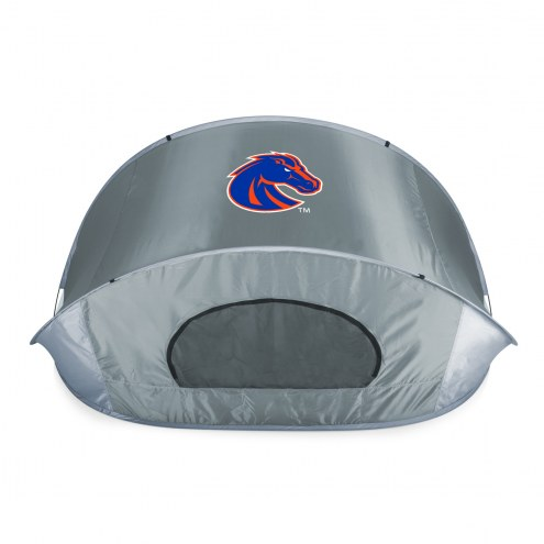 Boise State Broncos Gray Manta Sun Shelter