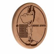 Boise State Broncos Laser Engraved Wood Sign