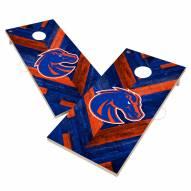 Boise State Broncos Herringbone Cornhole Game Set
