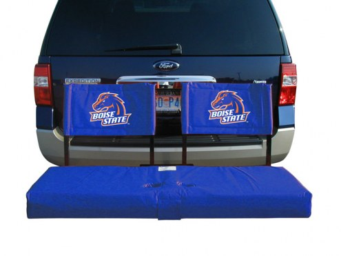 Boise State Broncos Tailgate Hitch Seat/Cargo Carrier