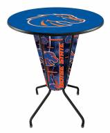 Boise State Broncos Indoor Lighted Pub Table