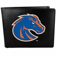 Boise State Broncos Large Logo Bi-fold Wallet