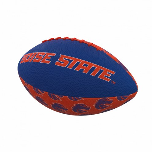 Boise State Broncos Mini Rubber Football