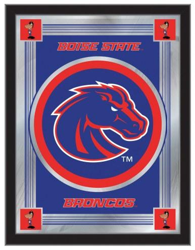 Boise State Broncos Logo Mirror