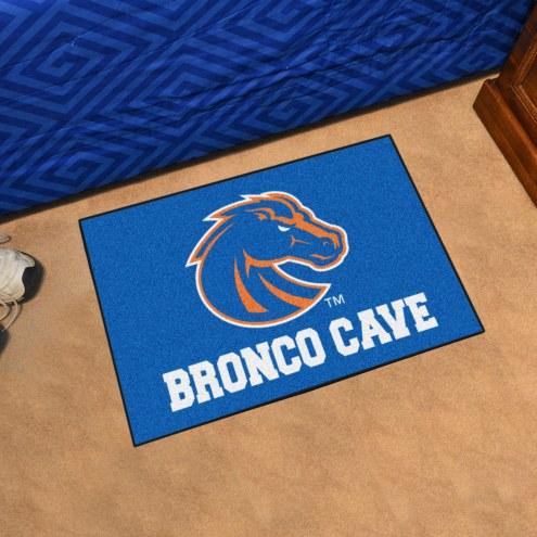 Boise State Broncos Man Cave Starter Mat
