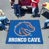 Boise State Broncos Man Cave Tailgate Mat