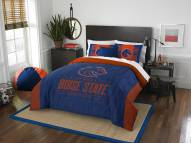 Boise State Broncos Modern Take Full/Queen Comforter Set