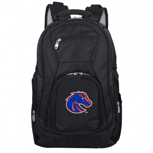 Boise State Broncos Laptop Travel Backpack