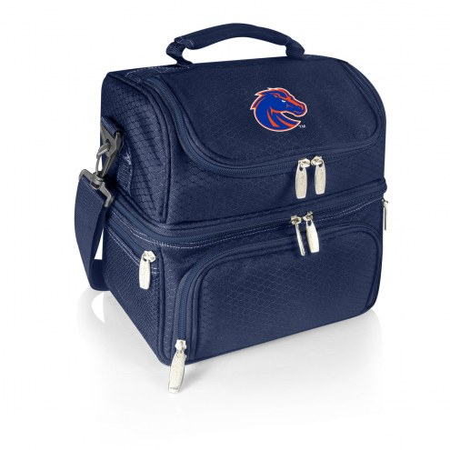 Boise State Broncos Navy Pranzo Insulated Lunch Box