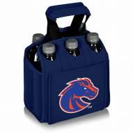 Boise State Broncos Navy Six Pack Cooler Tote