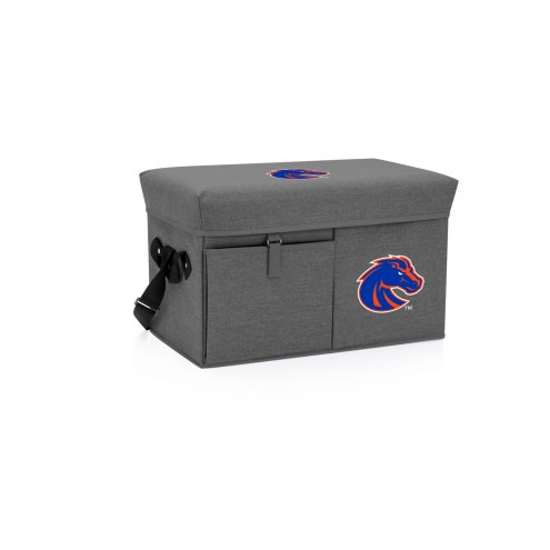 Boise State Broncos Ottoman Cooler & Seat