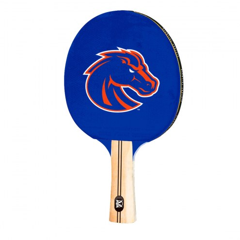 Boise State Broncos Ping Pong Paddle