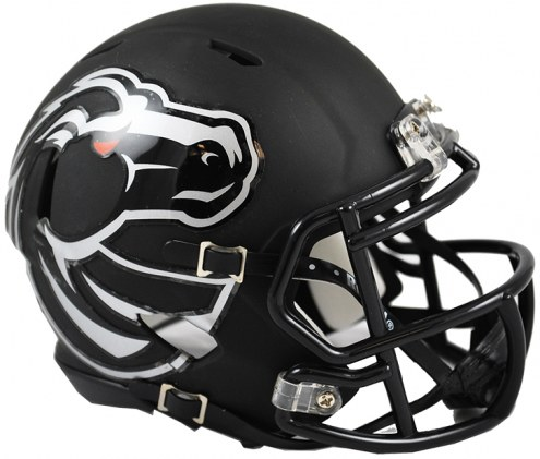 Boise State Broncos Riddell Speed Mini Collectible Matte Football Helmet