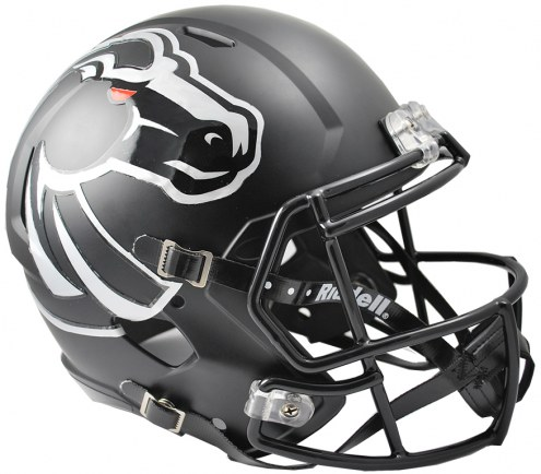 Boise State Broncos Riddell Speed Collectible Matte Football Helmet