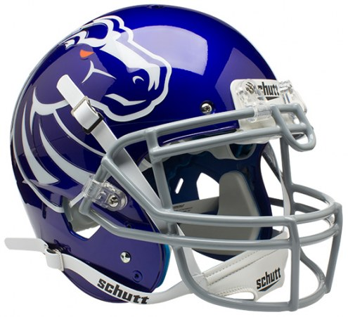 Boise State Broncos Schutt XP Authentic Full Size Football Helmet