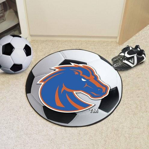 Boise State Broncos Soccer Ball Mat