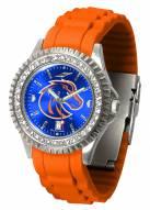 Boise State Broncos Sparkle Women's Watch