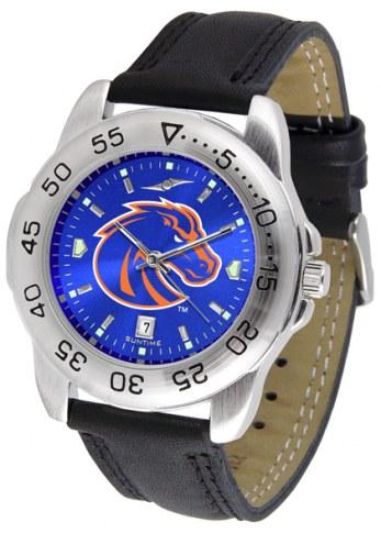 Boise State Broncos Sport AnoChrome Men's Watch