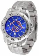 Boise State Broncos Sport Steel AnoChrome Men's Watch