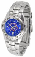 Boise State Broncos Sport Steel AnoChrome Women's Watch