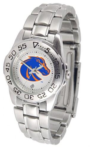 Boise State Broncos Sport Steel Women's Watch