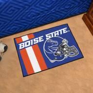 Boise State Broncos Uniform Inspired Starter Rug