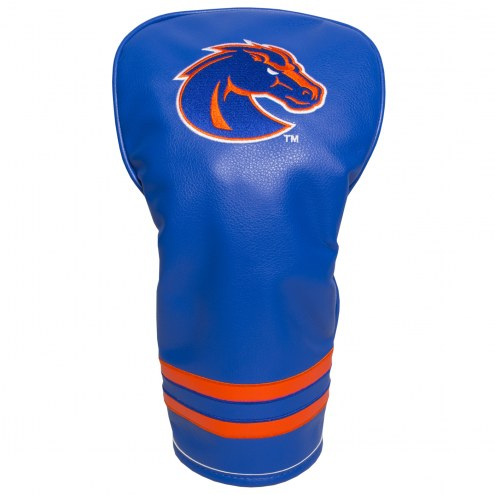 Boise State Broncos Vintage Golf Driver Headcover