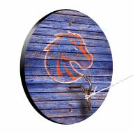 Boise State Broncos Weathered Design Hook & Ring Game