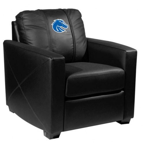 Boise State Broncos XZipit Silver Club Chair