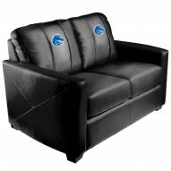 Boise State Broncos XZipit Silver Loveseat