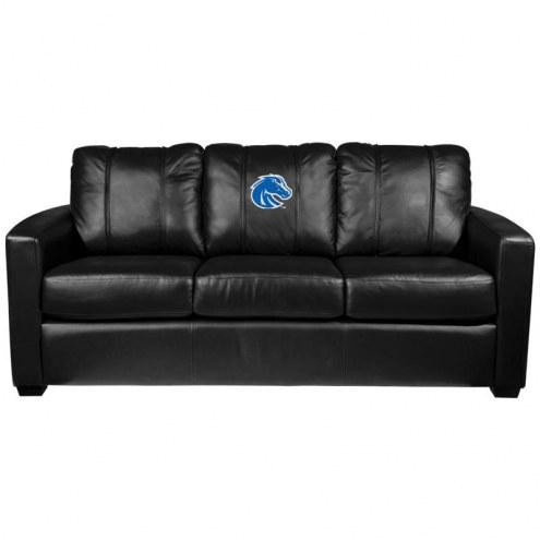 Boise State Broncos XZipit Silver Sofa