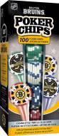 Boston Bruins 100 Poker Chips