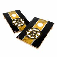 Boston Bruins 2' x 3' Vintage Wood Cornhole Game