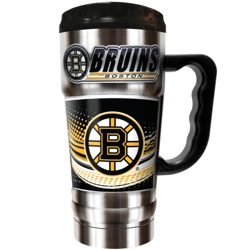 Boston Bruins 20 oz. Champ Travel Mug